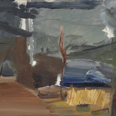Ivon Hitchens - Forest Track, late 1930s