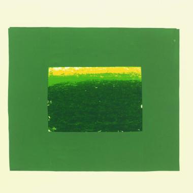 Howard Hodgkin - Indian View K, 1971