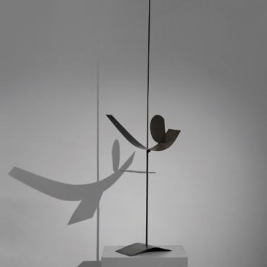 Robert Adams - Plane, Curve and Circle, 1960