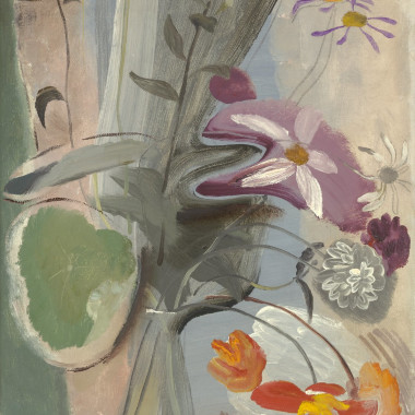 Ivon Hitchens - July Flowers, c.1943