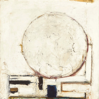 Paul Feiler - Circle, Supported, 1965