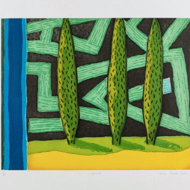 William Crozier - Labyrinth, 2007