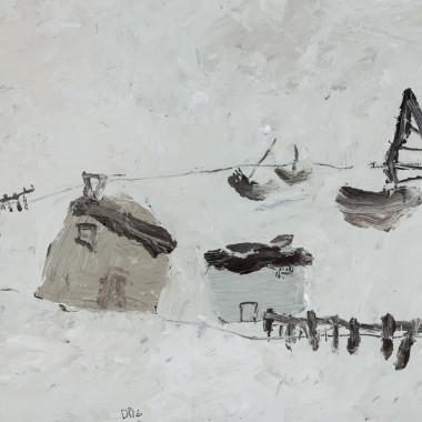 David Pearce - Inlet, 2016