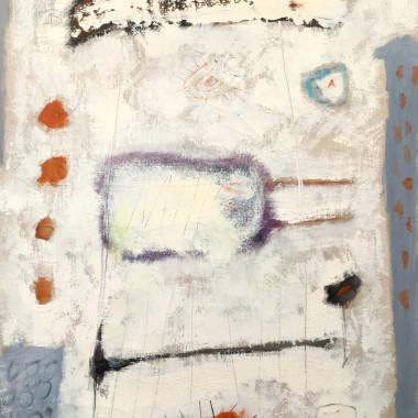 Martin Bradley - Être Volant ('Flying'), 1960