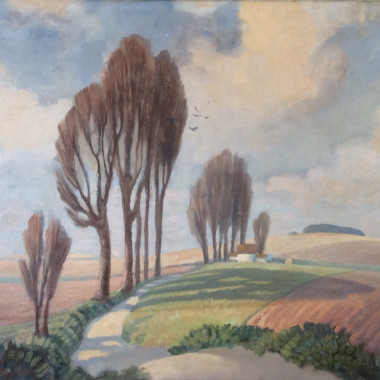 Eric Brown - The Lane, Salisbury Plain