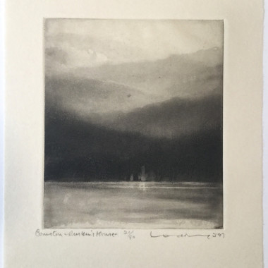 Norman Ackroyd - (Folio) Ten Etchings, 1997