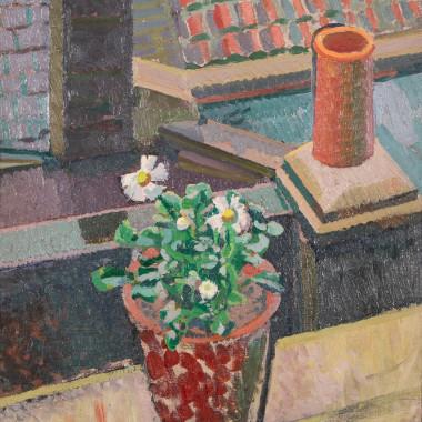 Ruth Doggett - The Window Sill