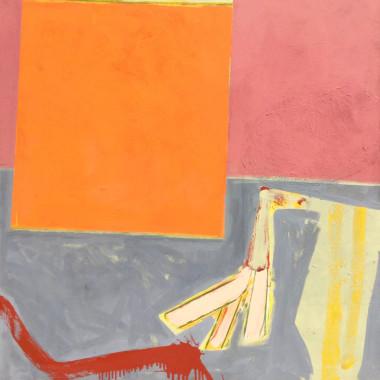 Brian Fielding - Orange Box, 1984