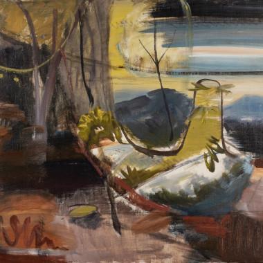 Ivon Hitchens - Autumn Woods, Terwick Mill, 1944-5 circa