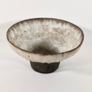 Paul Philp - Open bowl with dripped edge