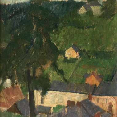 Philip Matthews - St Saen, c 1950s