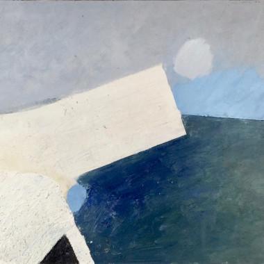 Keith Purser - Chalk on Chalk, 2019