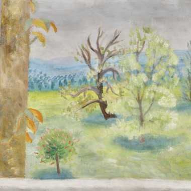 Winifred Nicholson - Monk's Park, Corsham