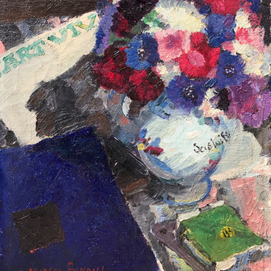 Mildred Bendall - Still life, c 1925