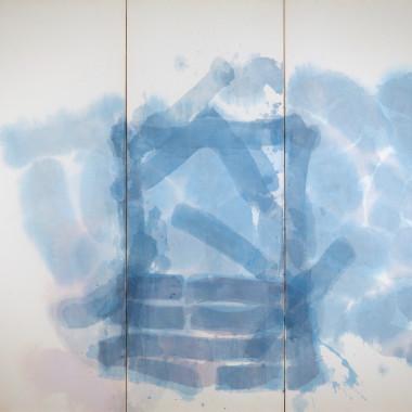 Ian McKenzie Smith - Untitled (Floodgate Triptych)