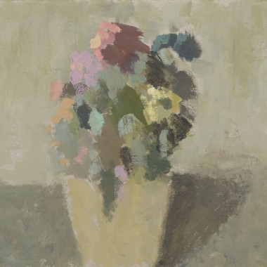 Nicholas Turner - Untitled (Yellow Vase)