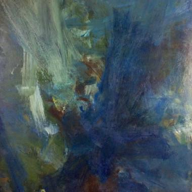 John Hubbard - Midsummer Blue