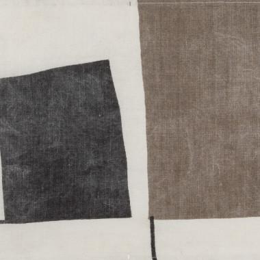 Roger Hilton - Two Squares, from Porthia, 1955 circa