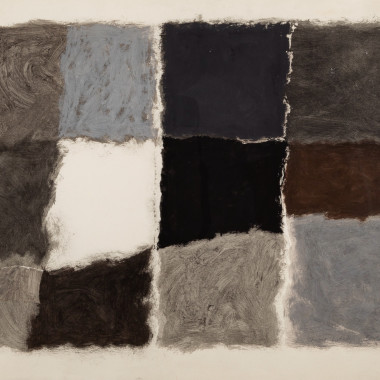 John Eaves - Dark Squares, 1962