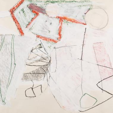 Brian Fielding - Untitled (III), c 1987