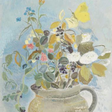 Jo Aylward - Late Summer in the Garden