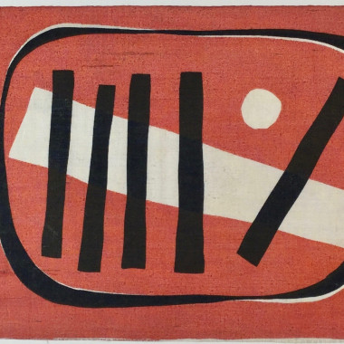 Denis Mitchell - Abstract Design I, from Porthia, 1955
