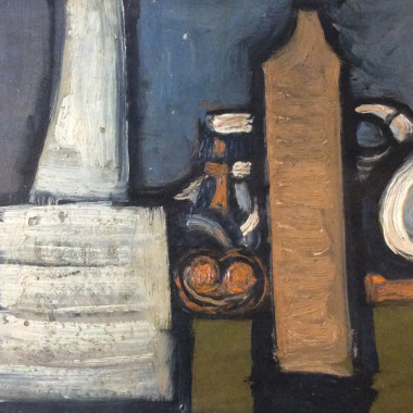 Laurence Scarfe - Still life (Untitled 30), 1960
