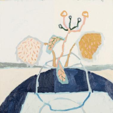 Richard Ballinger - Still life, Sunflowers, 2020