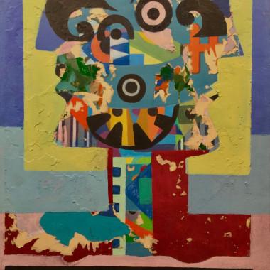 Eileen Agar - Demon of Destruction, 1978