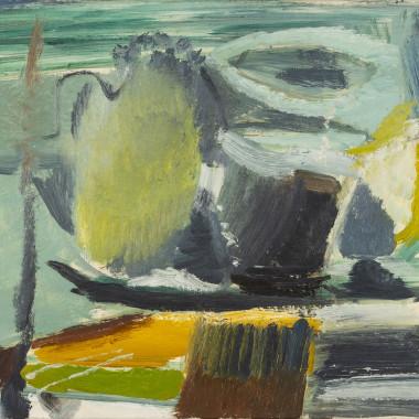 Ivon Hitchens - Green Spaces, 1952 circa