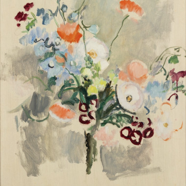 Mildred Bendall - Still life with Poppies, c 1930