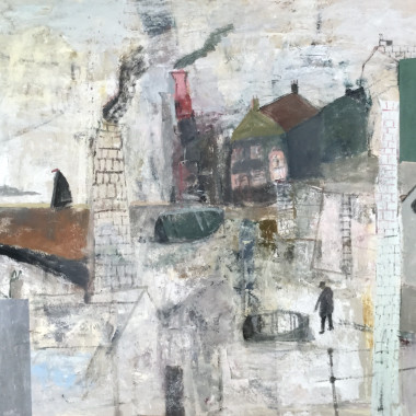Nicholas Turner - Harbour Abstract, 2011