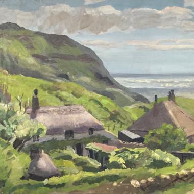 Stephen Bone - Osmington Mills