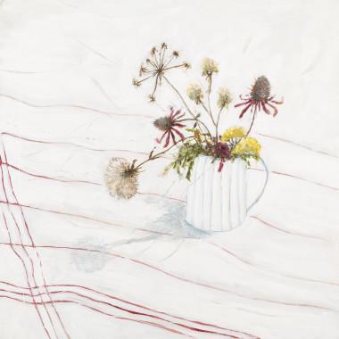 Jane Skingley - Sticks and Stems, 2020