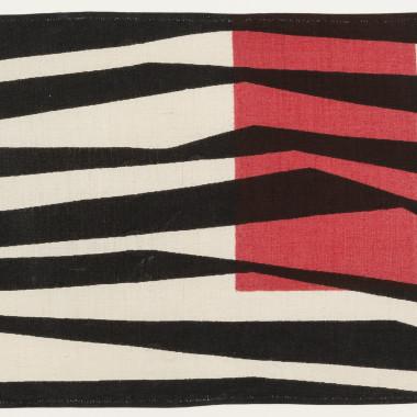 John Forrester - Stripes (St Ives), from Porthia, c 1955