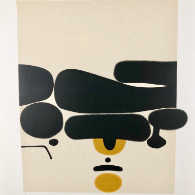 Victor Pasmore - Points of Contact No.33, 1980