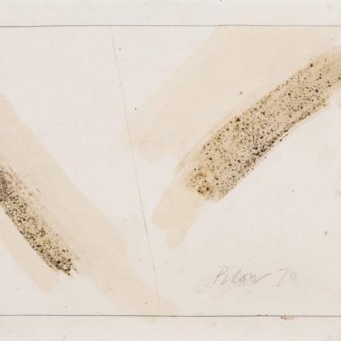 Sandra Blow - Untitled X, 1969-70