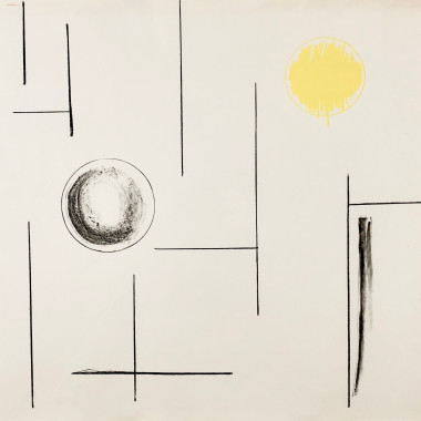 Barbara Hepworth - Sea Forms, 1969