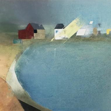 Keith Purser - Sunlight Off Buildings, Littlestone, 2003