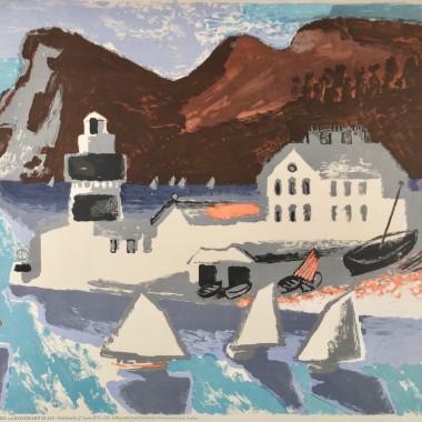Clifford Ellis - Teignmouth, 1947