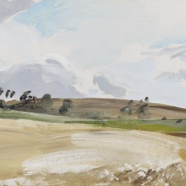 John Hitchens - Downland Rise, 1965