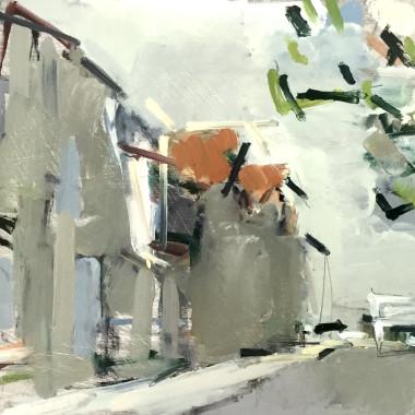 Stephen Palmer - Rue de Missy, La Rochelle, 2019