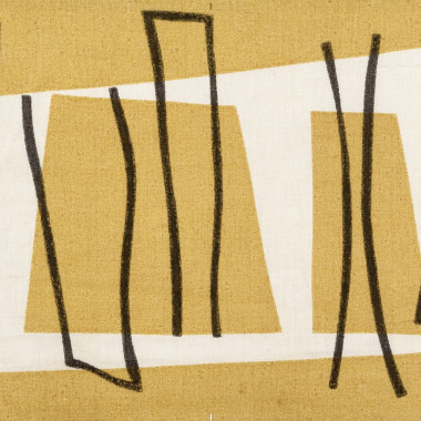 Stanley Dorfman - Abstract (St Ives), from Porthia, c 1955