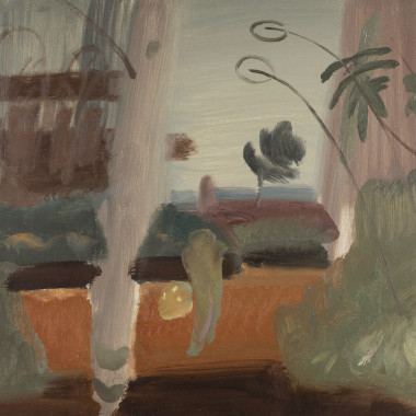 Ivon Hitchens - Woodland Cottage, c 1936