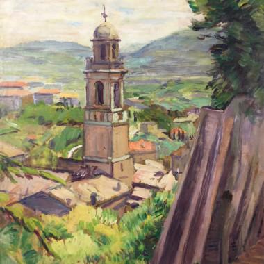 Duncan Grant - Perugia, 1952