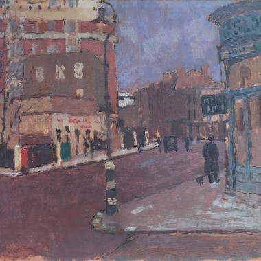 Edward Morland Lewis - SW3, 1941