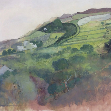 Reginald Brill - Welsh Scene, c 1931