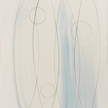 Barbara Hepworth - December Forms (from Opposing Forms), 1969-70