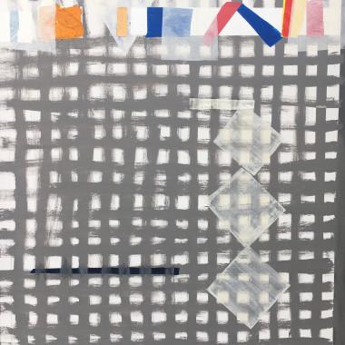 Sandra Blow - Grid Series II, 2003