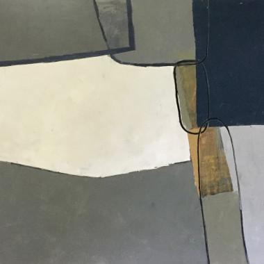 Robert Sadler - Untitled I, 1961